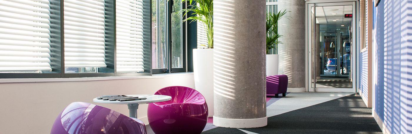 Location de mobiliers et plantes pour entreprise Lille