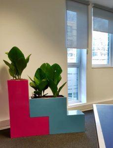 Location de plantes pour vos bureaux et mobilier sur-mesure - Nature Végétale