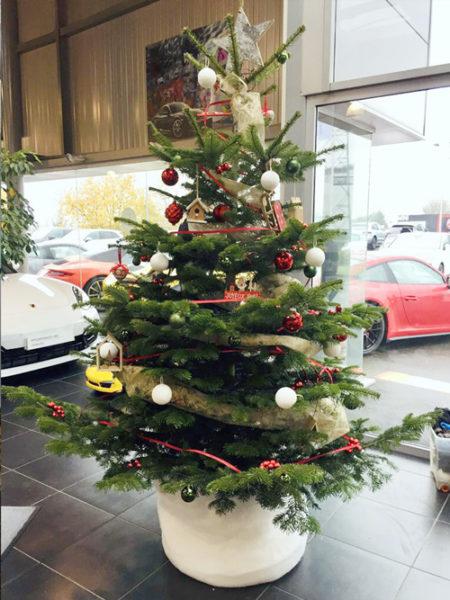 Location de sapins et décoration de Noël pour votre entreprise
