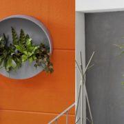 Pot mural accueil