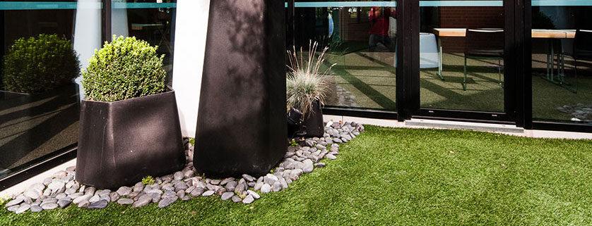 Aménagement de vos espaces verts, terrasses et balcons à Paris