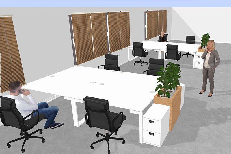 Bureau d'études aménagement de vos espaces de travail
