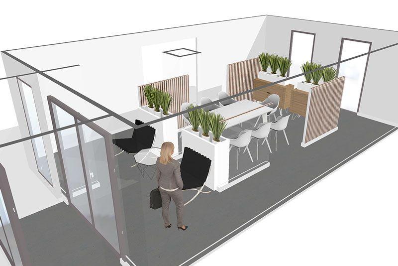Bureau d'études location de plantes Lille